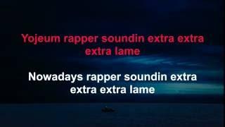 Eung Freestyle Lyrics English