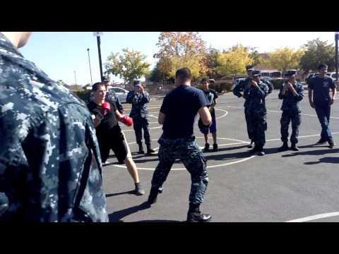 Street fighting navy style
