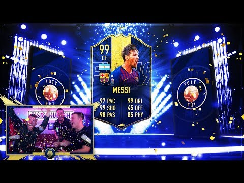 DAS FINALE TOTY PACK OPENING MIT TISI F*CKFETZE  FIFA 19 thumbnail