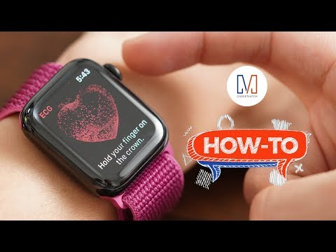 How-To take your ECG on Apple Watch Series 4