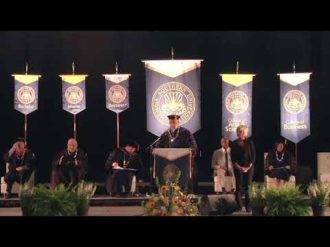 Columbia Southern University 2018 Commencement