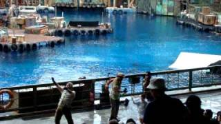 Waterworld at Universal Studios, Singapore: Chinese New Year, 3rd Feb 2011 - Part 3 Thumbnail