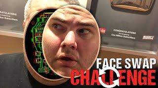 THE FACE SWAP CHALLENGE PRANK!