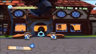 Pirate Blast on Dolphin v2.0 - Nintendo Wii Emulator