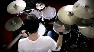 Drum Cover (Papa Roach Session) | Burn