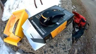 Обзор игровой мышки  Defender Warhead GM 1710