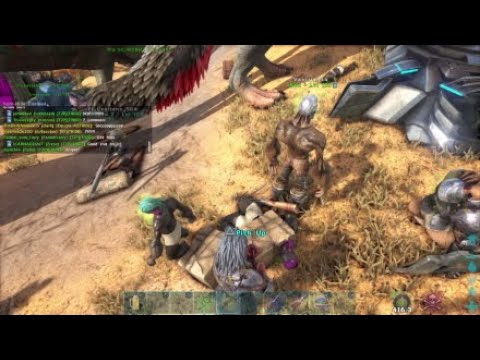 how to get heal in ark ps4