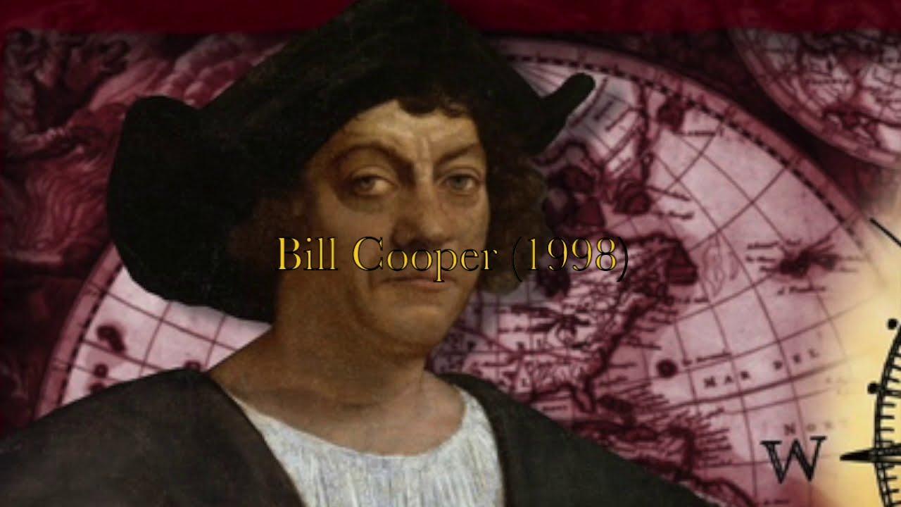 Bill Cooper - Christopher Columbus