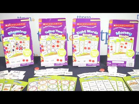 Scholastic Bingo from Tara Toy