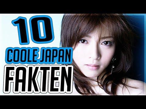 10 interessante Japan Fakten | 10 facts about JAPAN