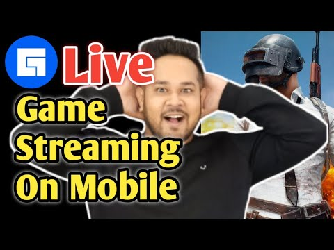 Best Live Streaming Apps For Android Gaming: Live Stream Pubg Mobile: Facebook Gaming Streaming