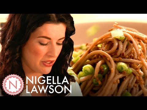 Nigella Lawson's Soba Noodles With Sesame Seeds | Forever Summer with Nigella