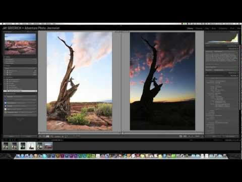 Exposure Blending Using Adobe Photoshop