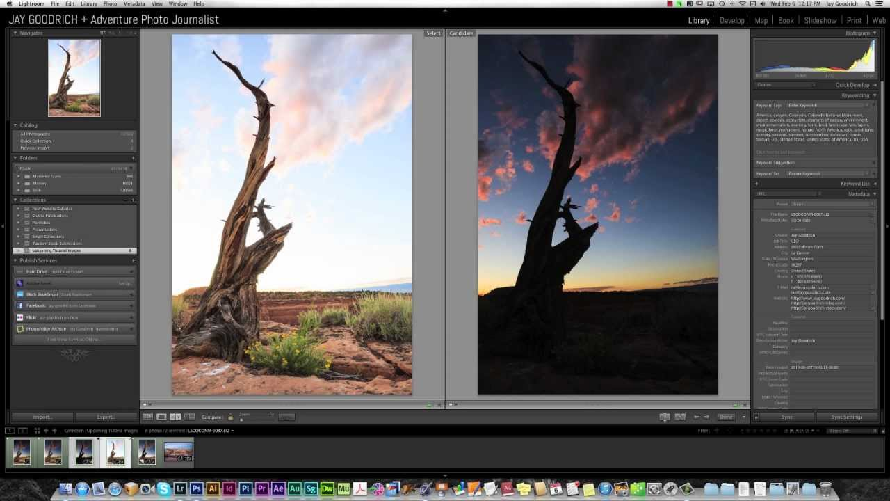 Exposure Blending Using Adobe Photoshop CS6 - YouTube