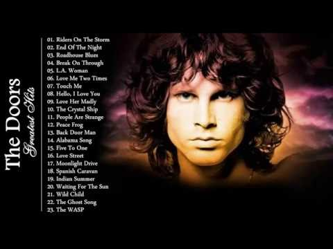 The Doors Greatest Hits || The Best Of The Doors