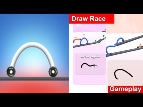 Draw Race ( voodoo ) - Gameplay image