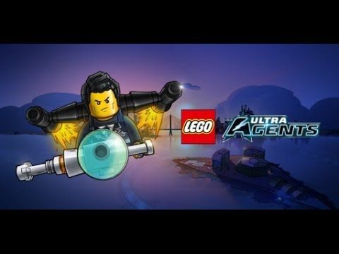 Lego: Ultra Agents Review Gameplay (iOS/Android)