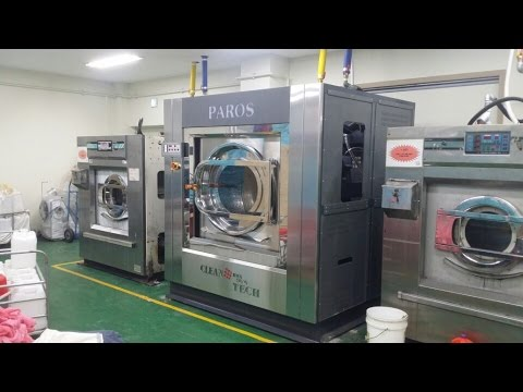The One - importer and distributor of industrial laundry equipment in Vietnam