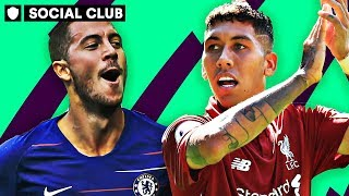 LIVERPOOL OR CHELSEA - WHERE IS THE PREMIER LEAGUE HEADING? | SOCIAL CLUB