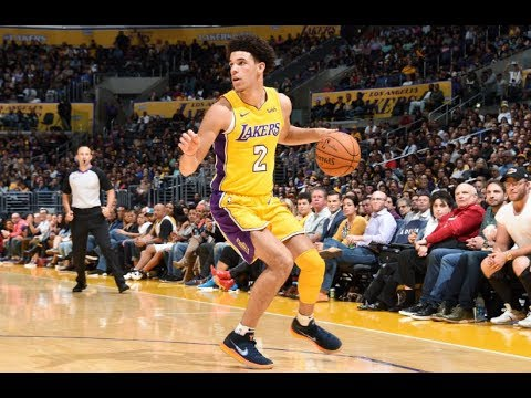 Best Of Lonzo Ball From The 2017 NBA Preseason (VIDEO)