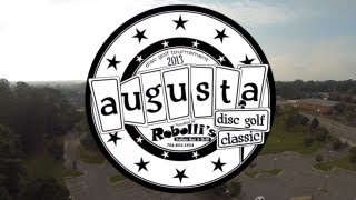Final Round 2013 Augusta Classic Disc Golf Tournament