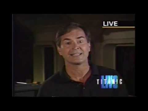 Discovery Channel: Titanic LIVE; August 16, 1998