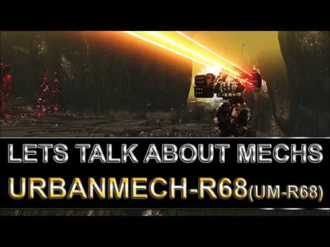 Lets talk about mechs: Urbanmech R68 (Loyalty Urbie) | Mechwarrior Online gameplay & tips