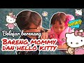 Swimming day with hello kitty | belajar berenang sama mommy