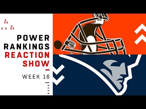 NFL Power Rankings Week 16 Reaction Show: Who is Making the Playoffs? | NFL