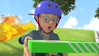Fireman Sam US | Norman's Pizza Express! 🔥Fireman Sam Best Saves 🔥Kids Cartoons