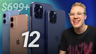 Official iPhone 12 Features, Pricing & Release Date Revealed! HomePod Mini Next Week!