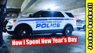 I spent New Year testing Fat Shark modules and the police didn