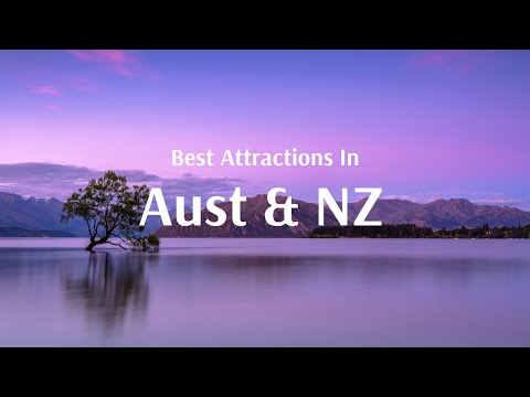 Must See Attractions & Things To Do | Australia & New Zealand