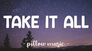 Take It All - Adele (Lyrics) 🎵