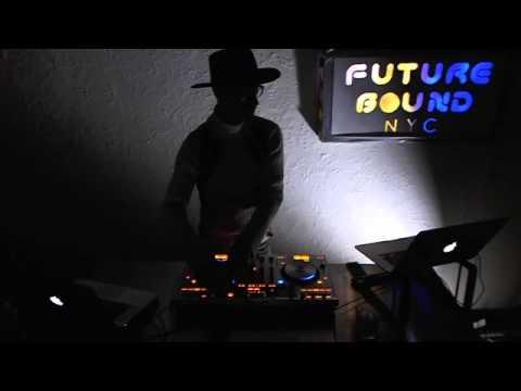 Futurebound NYC: Deephouse, Techno and Techhouse - January 18th 2013 (3/3)