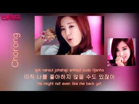 A PINK 'HUSH'(lyrics)(Korean/English)