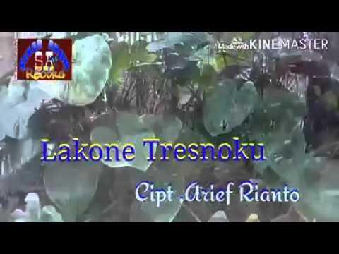 lakone tresnoku, cipt,Arief riyanto