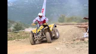 Bodrum Kızılağaç ATV yarışlarından kareler