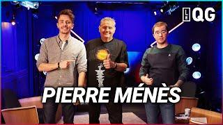LE QG 39 - LABEEU & GUILLAUME PLEY avec PIERRE MÉNÈS