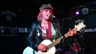 TARA REZ LIVE  AT THE  DUBLIN CASTLE 2017
