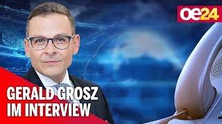 Türkis-Grün: Gerald Grosz im Interview