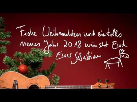 Frohe Weihnachten Und Guten Rutsch In Neues Jahr.Frohe Weihnachten Und Einen Guten Rutsch Ins Neue Jahr 2018