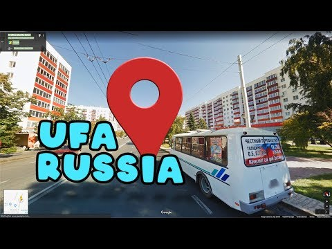 Let's take a virtual tour of Ufa Russia