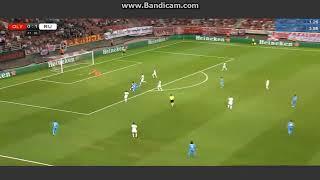 Video Gol Pertandingan Olympiakos Piraeus vs Rijeka