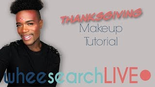 Thanksgiving/Fall Makeup Tutorial: Two Different Looks