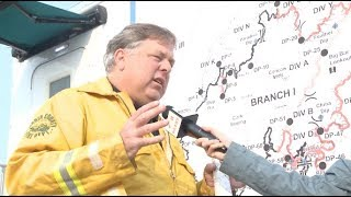 Multiple Factors Contributed to Devastating Losses in Deadly Wildfire: Expert