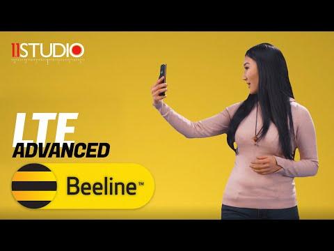 LTE Advanced / Beeline