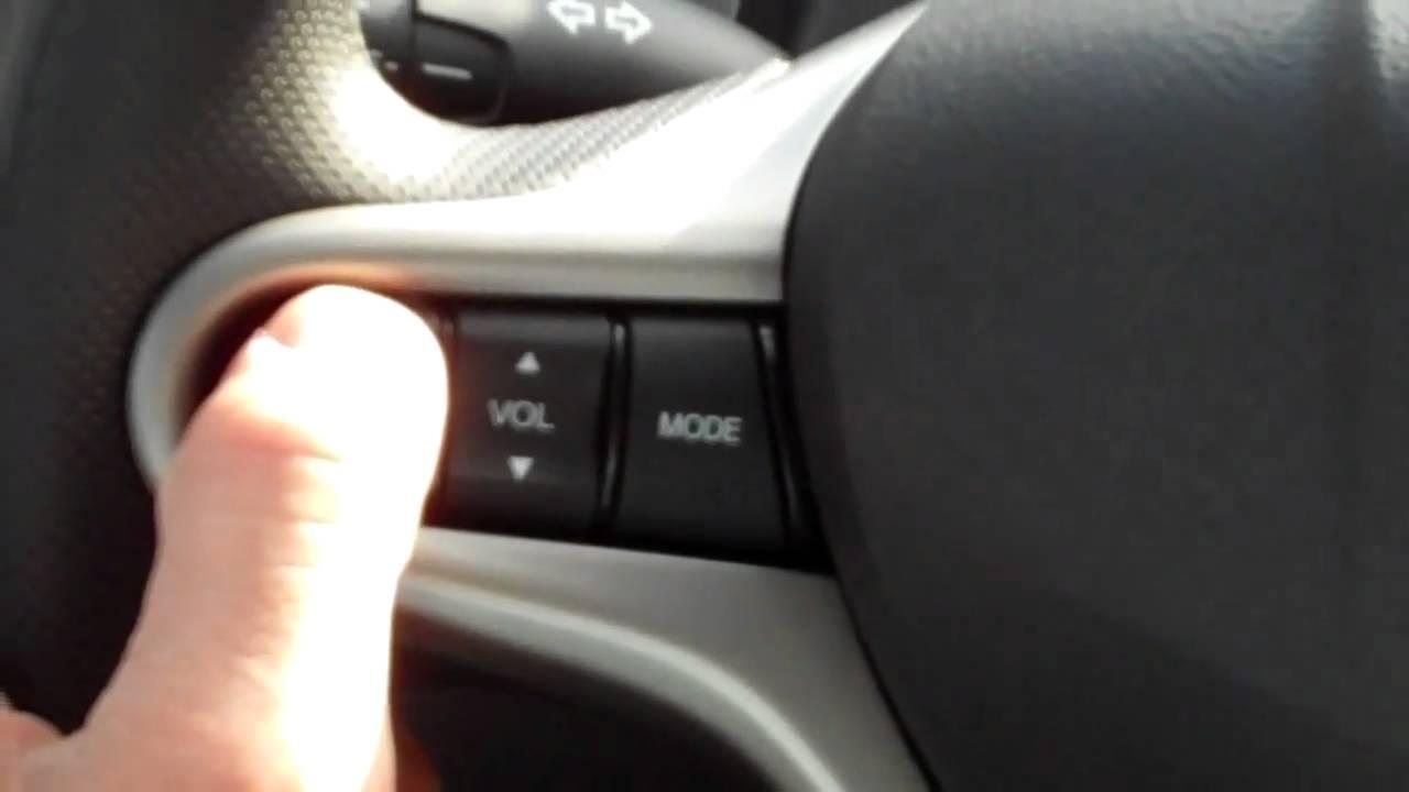 maxresdefault 2011 honda civic ex steering wheel mounted audio controls allen  at gsmportal.co