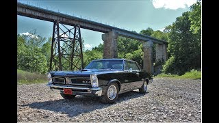 1965 Pontiac GTO Review! Does the GOAT live up to its name?