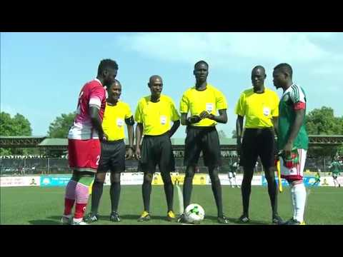 Azam TV - CECAFA2017: FULL HIGHLIGHTS; KENYA 1-0 BURUNDI (ENGLISH)